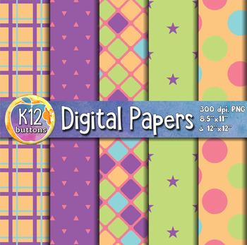 Digital Paper Pack 4-3