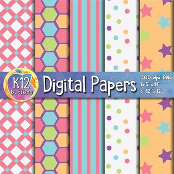 Digital Paper Pack 4-5