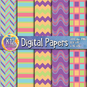 Digital Paper Pack 4-6