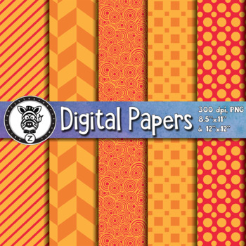 Digital Paper Pack 43-5