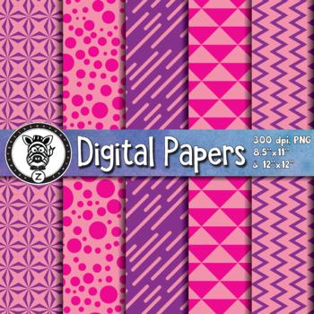 Digital Paper Pack 44-9