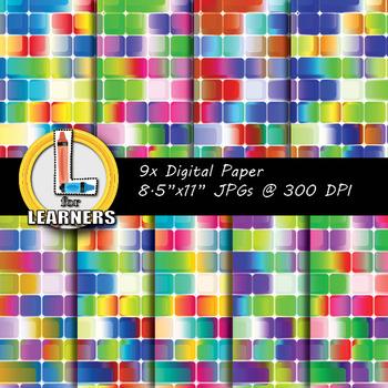 Digital Paper Pack 45