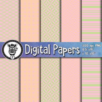 Digital Paper Pack 45-4