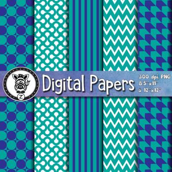 Digital Paper Pack 46-3