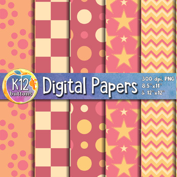 Digital Paper Pack 5-1
