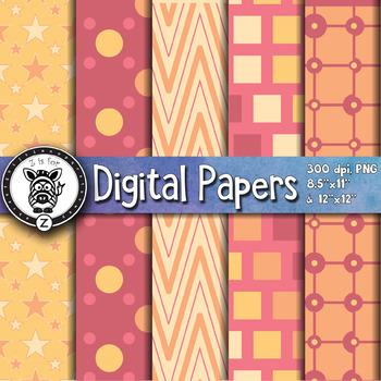 Digital Paper Pack 5-2