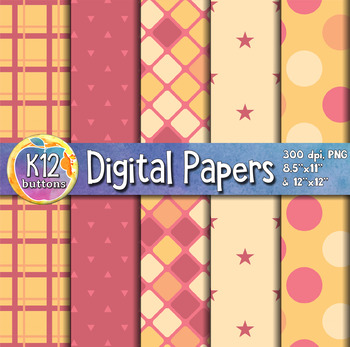Digital Paper Pack 5-3