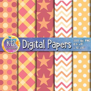 Digital Paper Pack 5-4