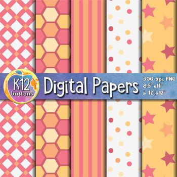 Digital Paper Pack 5-5
