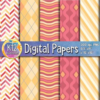Digital Paper Pack 5-9