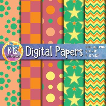 Digital Paper Pack 6-1