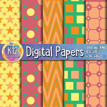 Digital Paper Pack 6-2