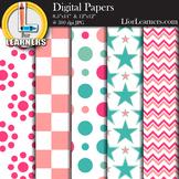 Digital Paper Pack 6