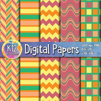 Digital Paper Pack 6-6