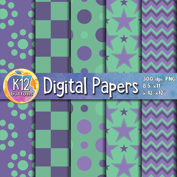 Digital Paper Pack 7-1