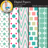 Digital Paper Pack 7