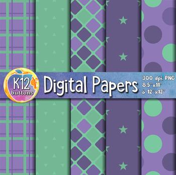 Digital Paper Pack 7-3
