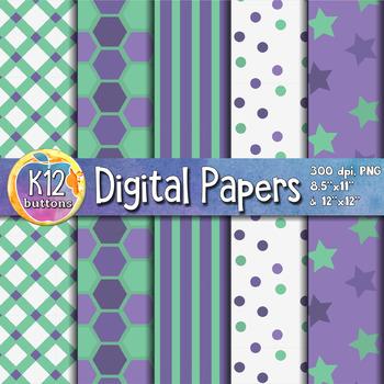 Digital Paper Pack 7-5