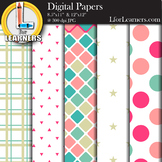 Digital Paper Pack 8