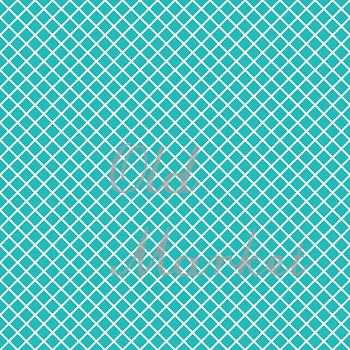 Digital Paper Pack - Aqua Pattern Designs - 24 Different Papers - 12 x 12