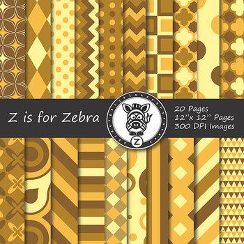Digital Paper Pack Autumn 2 - CU ok { ZisforZebra}