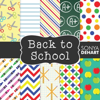 Digital Papers -  Back to School