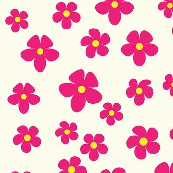 Digital Paper Pack - Floral 4 - ZisforZebra