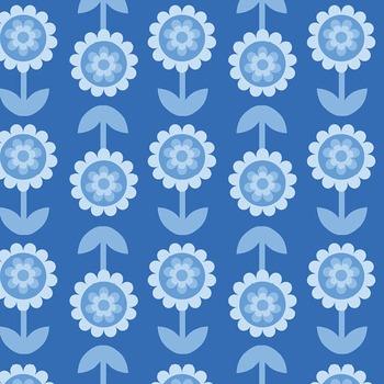 Digital Paper Pack - Floral 6- ZisforZebra
