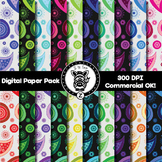 Digital Paper Pack - Paisley 1 - ZisforZebra