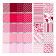 Digital Paper Pack - Pink Digital Papers - 30 Papers - 12 x 12