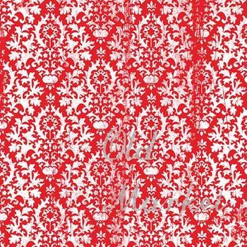 Digital Paper Pack - Vintage Damask - 24 Different Papers - 12 x 12