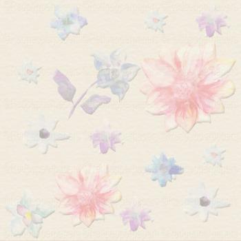 Digital Paper / Patterns - Pressed Petal Parchment