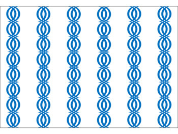 Digital Paper - Pretty Spiraling Helixes