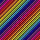 Digital Paper Rainbow Dark LARGE Pack!  Includes 27 Papers!
