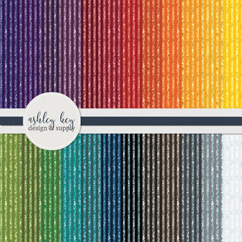Digital Paper- Rainbow Glitter Papers- Commercial Use Papers for Sellers
