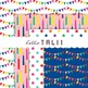 Digital Paper: Rainbow Party