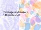 Digital Paper - Seasons, Holidays, Vintage and Modern