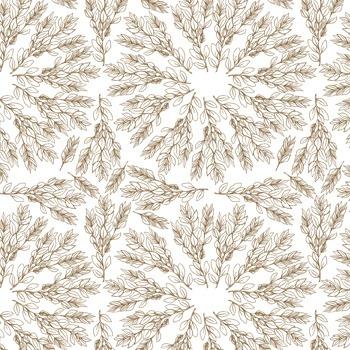 Digital Paper - Sepia Nature