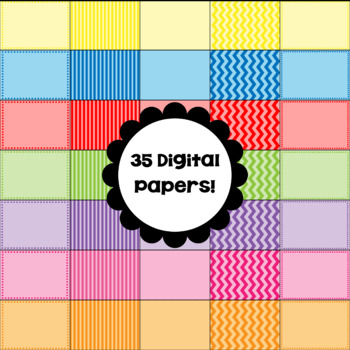 Digital Paper Set!