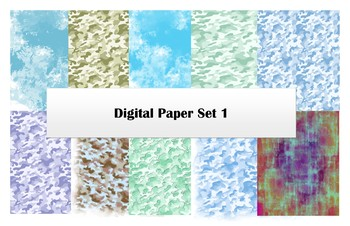 Digital Paper Set 1