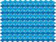 Digital Paper - Sky & Sea Blue Diamonds