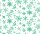 Digital Paper - Snow Flakes
