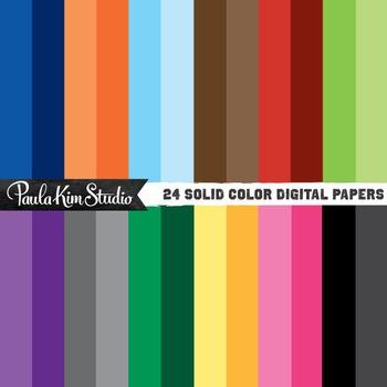 Digital Paper - Solids