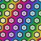 Digital Paper Unicorn Rainbow