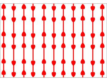 Digital Paper - Vine of Hearts