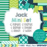 Digital Paper and Frame Jack Mini Set