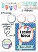 Digital Paper and Frame Mini Kit BLESS