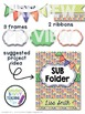 Digital Paper and Frame Mini Kit SECONDARY
