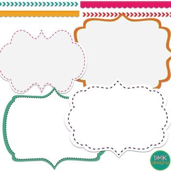 Digital Paper and Frame Set-Joy Biggie