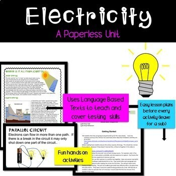 Digital Paperless Electricity Entire Unit